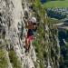Klettersteigset mit Gurt und Helm