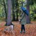 Regenschirm Seitenansicht