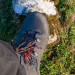 Trekkingschuh Schnürung