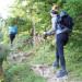 verstellbarer Trekkingstock
